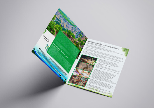 Serendipity Resort Brochure