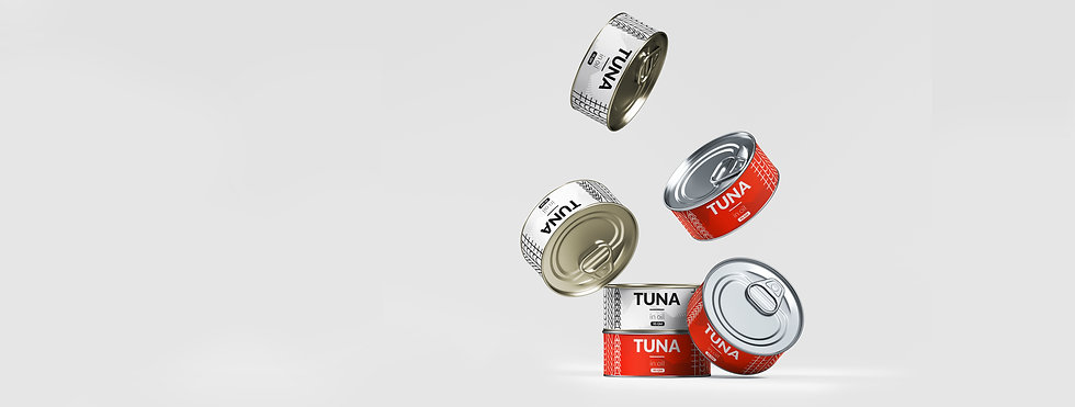 Tuna Branding by Wesually