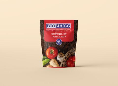 Biocare BioMax-G Pakaging Design
