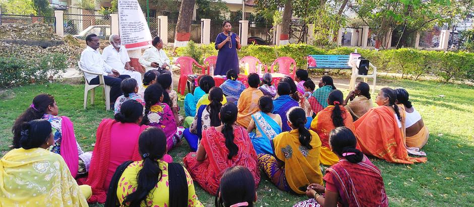 Pattewatap (Tenure rights) Program and Urban Slum Development Program