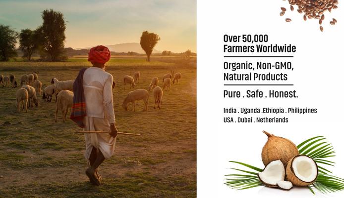 Suminter India Organics Flyer