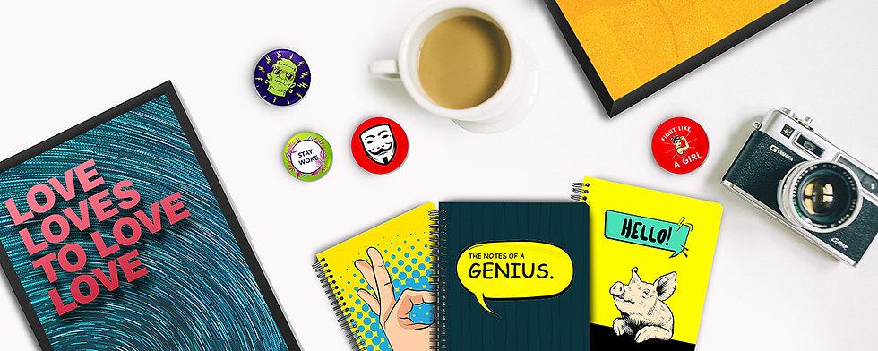 POPCON Social Media Creatives by Wesually