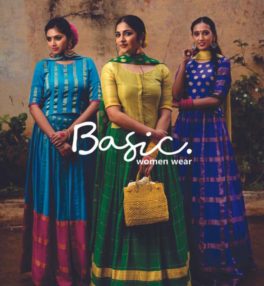 Basic Womenwear Flyer