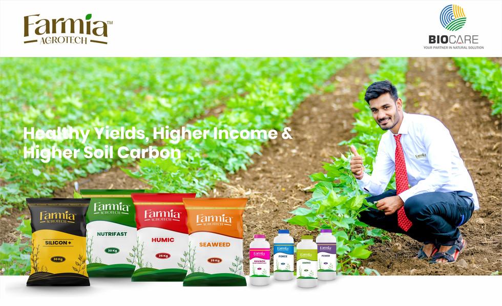 Farmia Agrotech poster