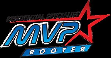 MVP Rooter logo