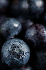 Blueberries Photography, styling & editing: Rosie Beare