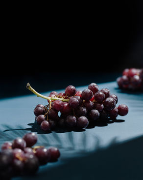 Grapes Photography, styling & editing: Rosie Beare