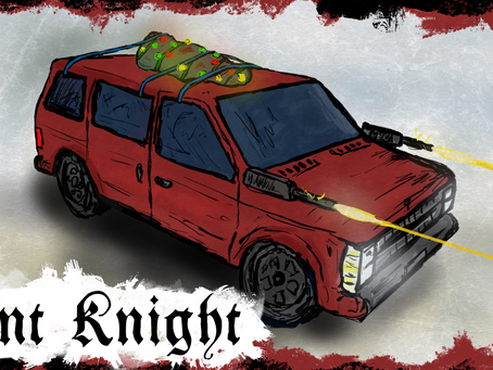 CARnage: Competitor Card - Silent Knight