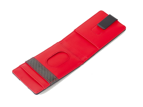 O.C.D. Experience Wallet in Red