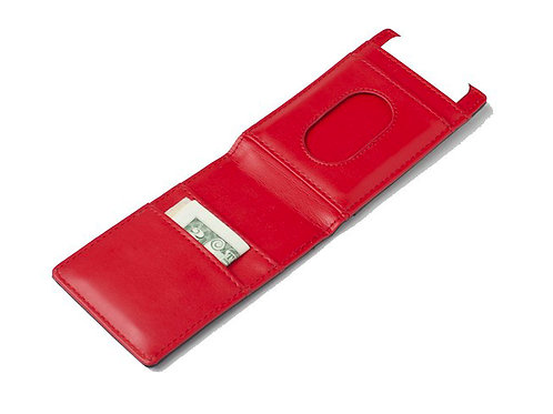 O.C.D. Experience Wallet with Pockets in Red