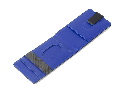 O.C.D. Experience Wallet in Blue