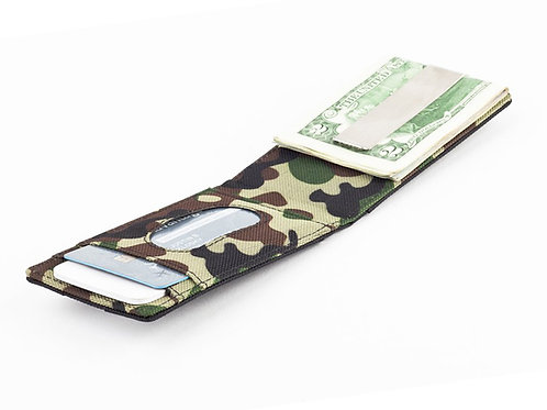 O.C.D. Experience Wallet with Pockets in Camo