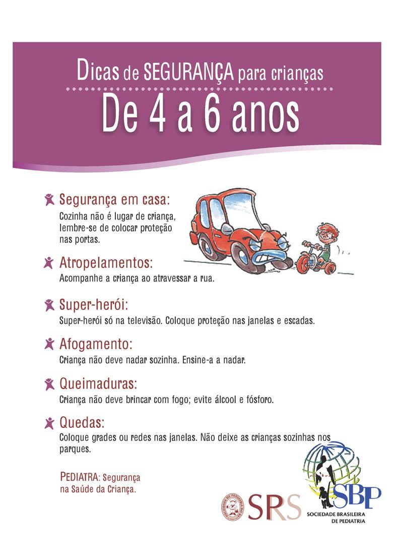 Segurança em casa e prevenção de acidentes