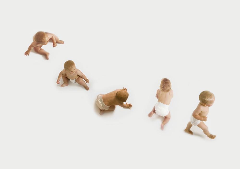 Marcos do desenvolvimento infantil - como saber se a criança está com atraso