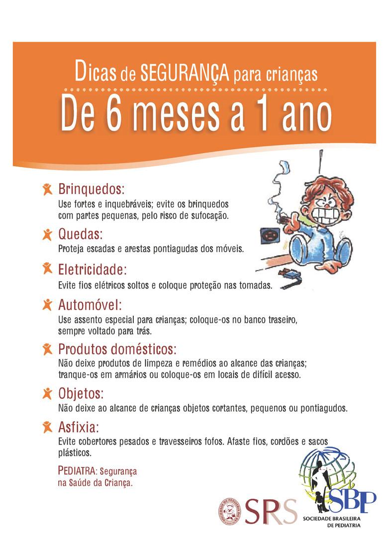 prevenindo acidentes com brinquedos, quedas, eletricidade, remédios, produtos de limpeza e objetos