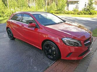 Autokoulu Kilpuri Kankaanpää Auto Mercedez-Benz