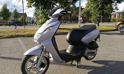 Autokoulu Kilpuri Kankaanpää Skootteri