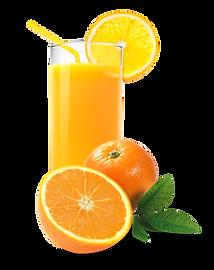 Sok wyciskany z pomarańczy