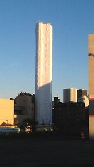 shrink wrap scaffolding