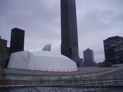 shrink wrap domes