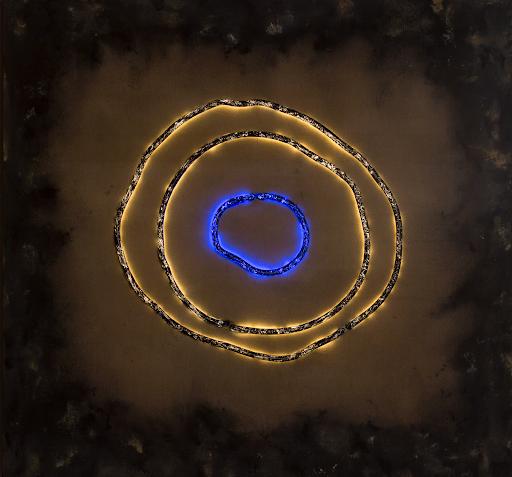 Ancient Water Symbol II, Tryfelfontein