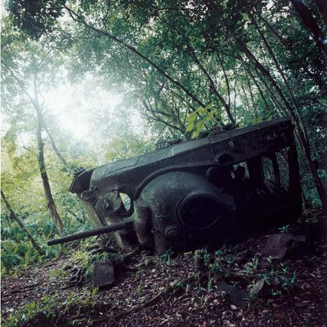 Sgt. Valentio's Tank