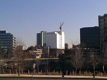 shrink wrap buildings