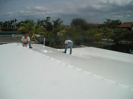 Shrink Wrap Roof Decks