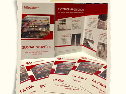 OUR NEW BROCHURE IS READY !!!