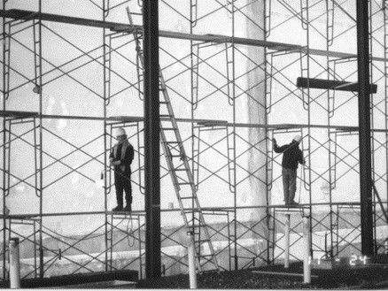 Do You Know Global Wrap Invented the Shrink Wrapping of Scaffolding ?