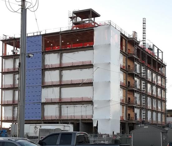 Shrink Wrap Building