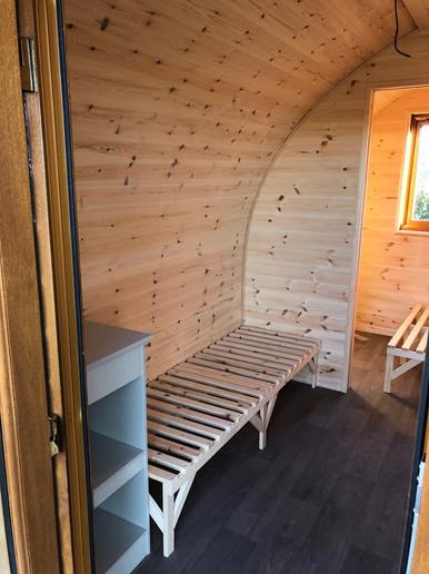 Inside - Still being built