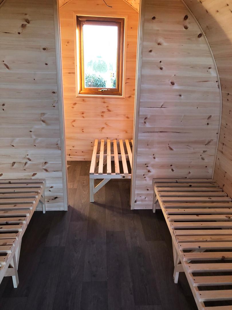 Inside - Still being built 2
