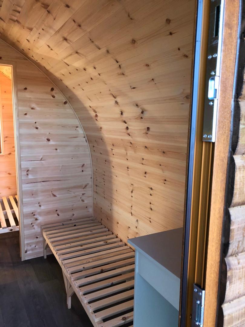 Inside - Still being built 3