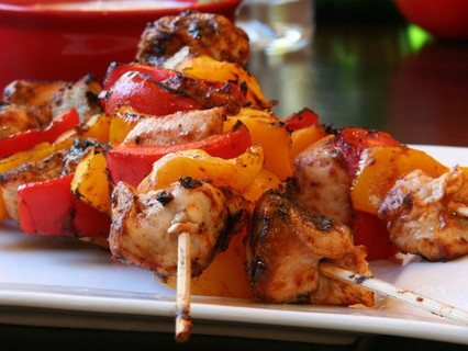 Easy And Fast Grilling Recipes. Happy National Grilling Day.