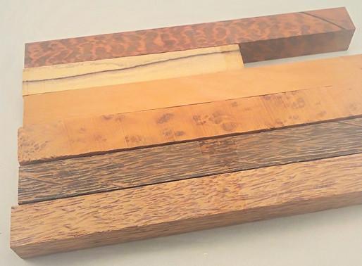 Bois 4 TF : autres essences de bois tournage fin (TF)