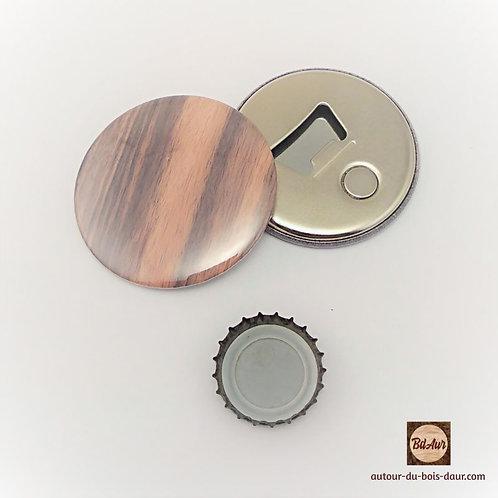 Décapsuleur Aimanté collection placage bois