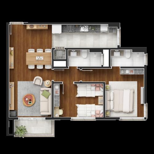 2 dormitorios A.png