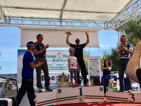 RACE ACROSS ITALY 2017 - LIVE FEED