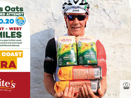 A World Record on World Porridge Day, Oct 10th