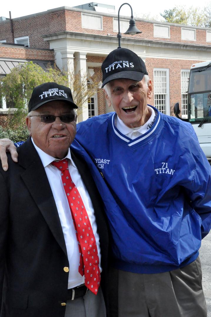 2003 - Herman Boone and Bill Yoast