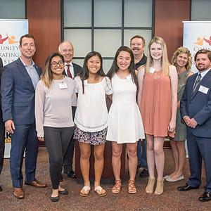 2019 CCD Scholarship Reception