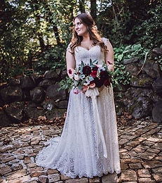 My beautiful bride back in September. @b