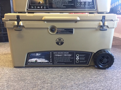 110 Qt EXTREME cooler with wheels