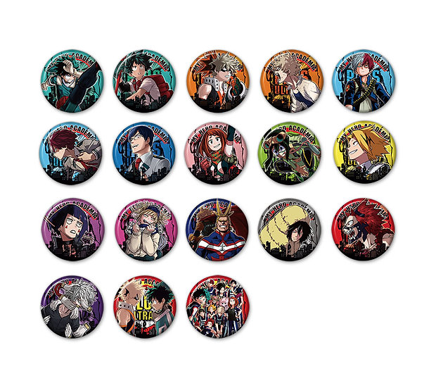 Badge Collection No.2