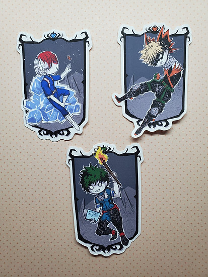 DST Stickers
