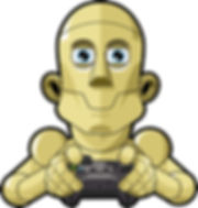TechZone Robot Gilbert the Gamer