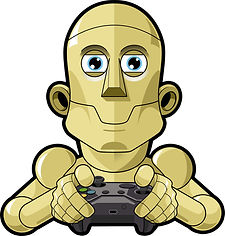 TechZone Robot Gilbert the Gamer