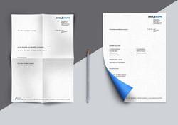 Briefpapier, Kurzmitteilung