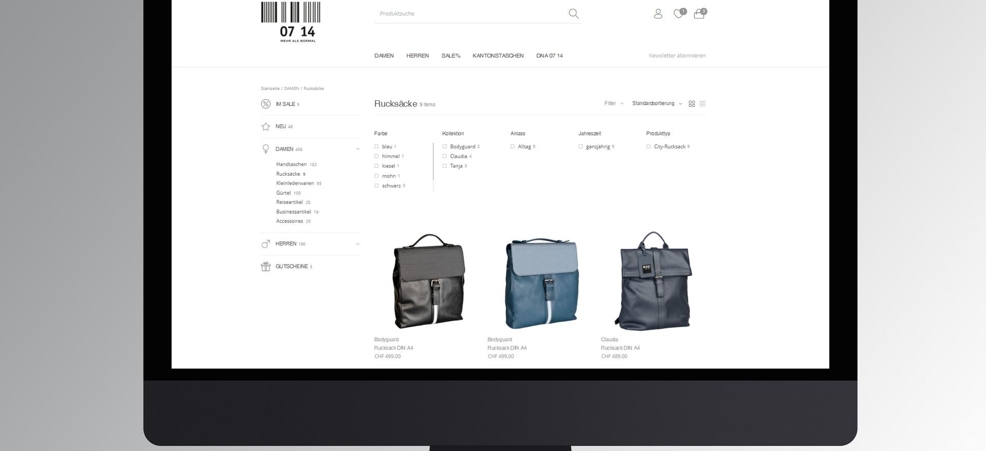 0714 Shop Navi/Filter